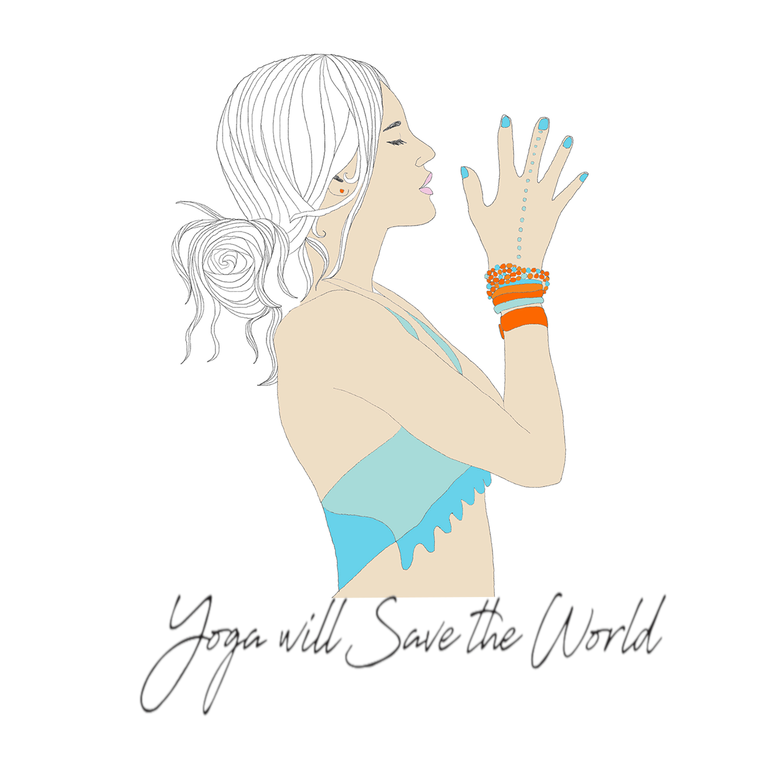 Yoga Will Save the World