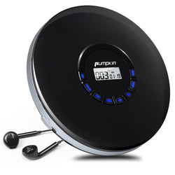 Customer review on CD player with in-ear headphones, 16 hours rechargeable battery (PC0022B)