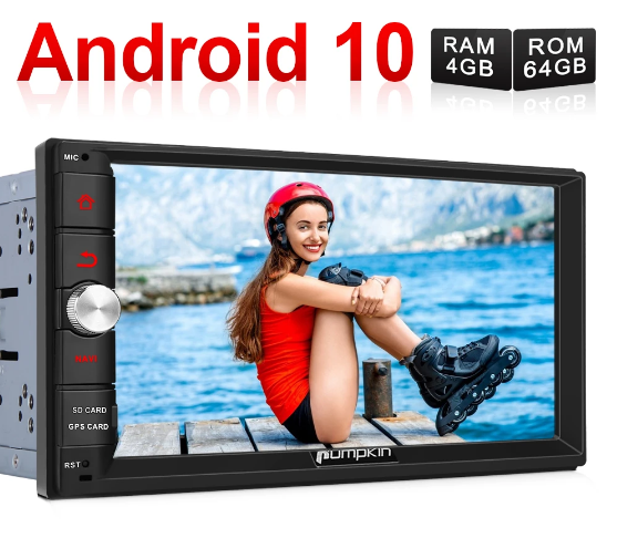 The best stereo system for your car -- Android 10 car stereo