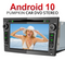 Pumpkin 7 Inch Android 10 Car DVD Player for Opel