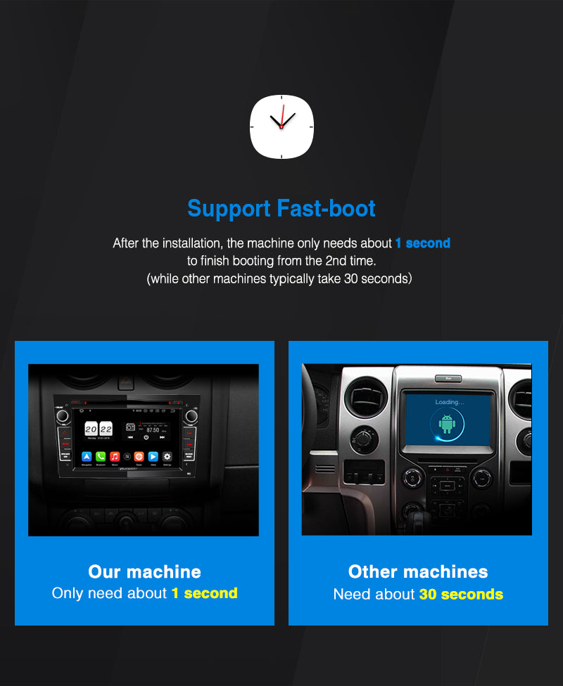 Pumpkin Android 9.0 Opel Car Audio System