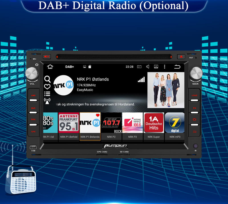 best andriod head unit for vw t5
