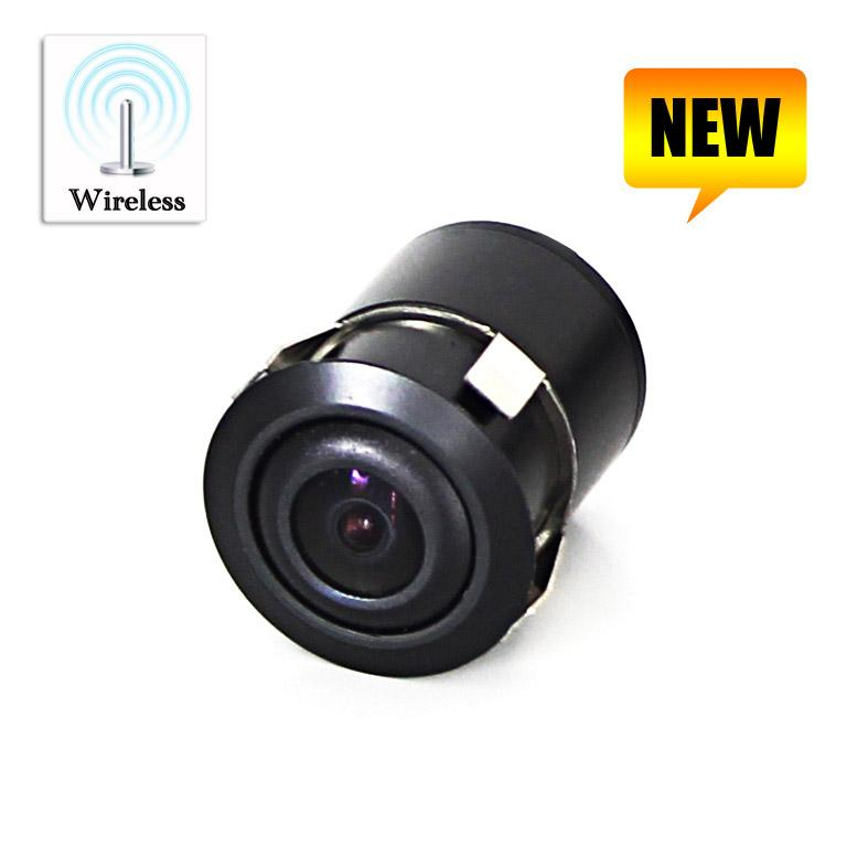 Car Rear View Wide Angle Reverse CMOS Backup Camera Durable Metal material/Waterproof /Marking Lines /Shockproof