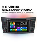 "Pumpkin 7"" WinCE 6.0 Car Stereo for Benz E Class W211/W219 Head Unit"
