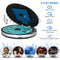 Portable CD Player Small CD Player with In Ear Headphones, 16 Hours Rechargeable Battery, Support Super Anti-shock, Multiple Audio Formats