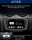 "Pumpkin 7"" Android 9.0 Head Unit for Ford Focus MK2 Mondeo MK4 with Radio, Bluetooth, Sat Nav, CD Player"