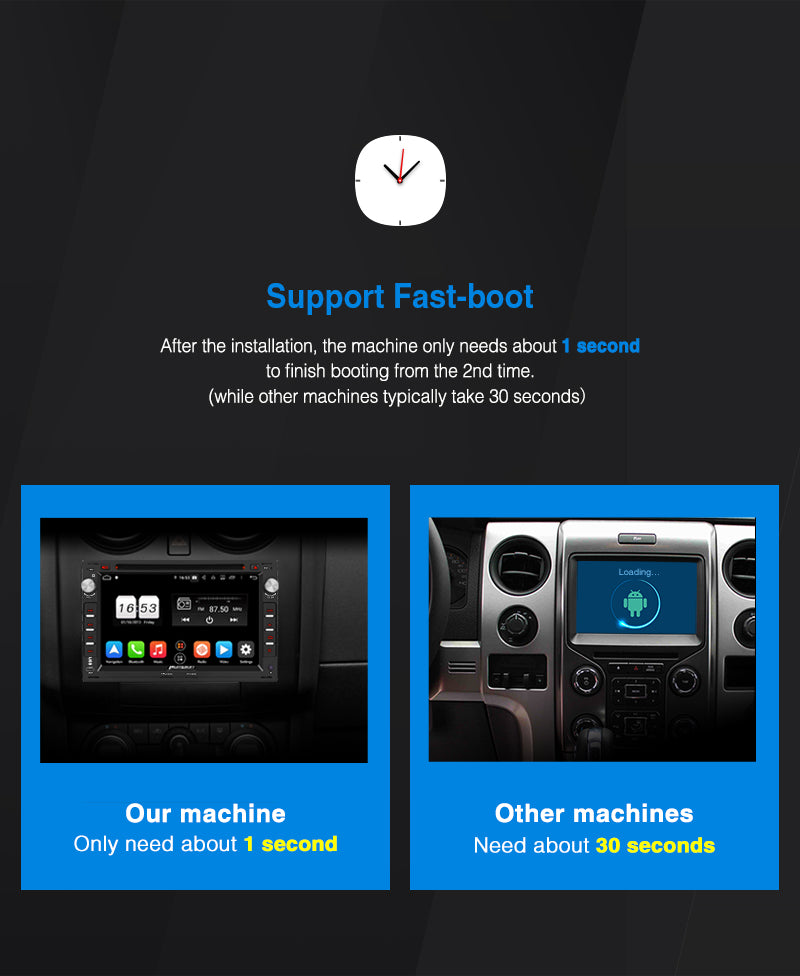 Pumpkin Android Head Unit with DVD Player for VW Golf 4 Transporter T5 T4 Support DAB Android Auto OBD2 USB SD