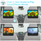 "10.1"" HD Car Headrest Monitor with HDMI Input Car Seat DVD Player with Headphone Supports SD/USB/AV INPUT"