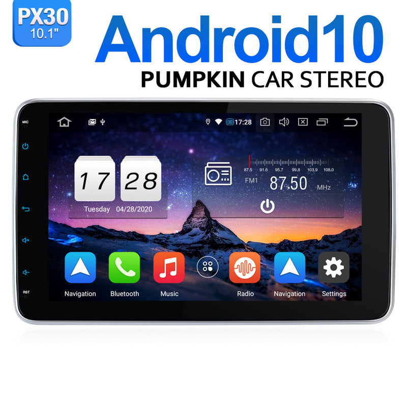 pumpkin 10.1 inch android