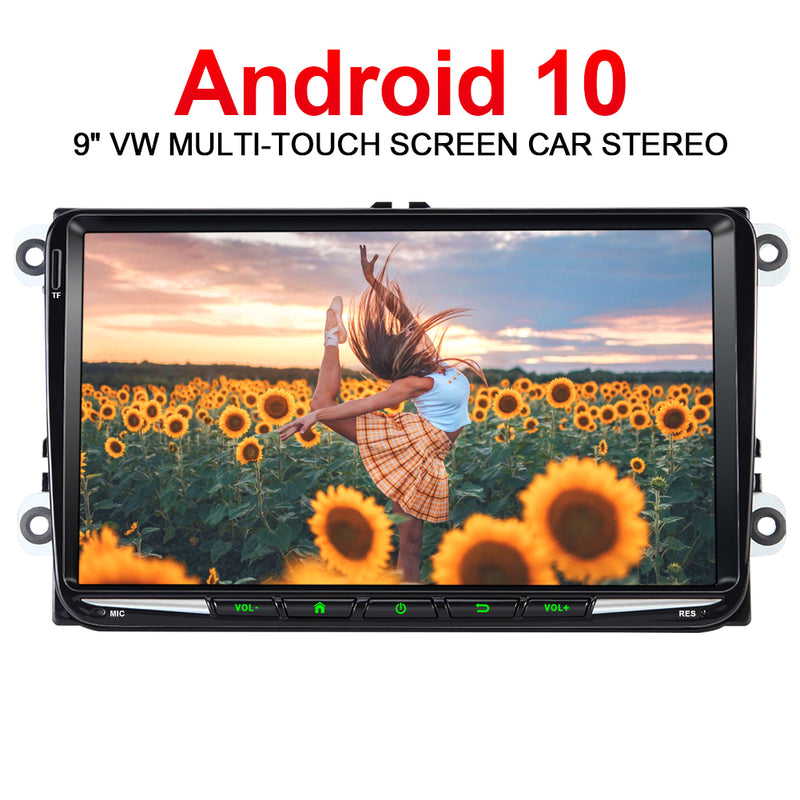vw android head unit