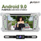 Pumpkin 7 Inch Android 9.0 infotainment system for Ford Focus/Mondeo Car Radio with Reverse Camera (Silver)