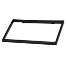 Universal Installation Frame Mounting Metal Installation Kit for 2 Din In Dash Car DVD Player/Car Stereo/Car Radio
