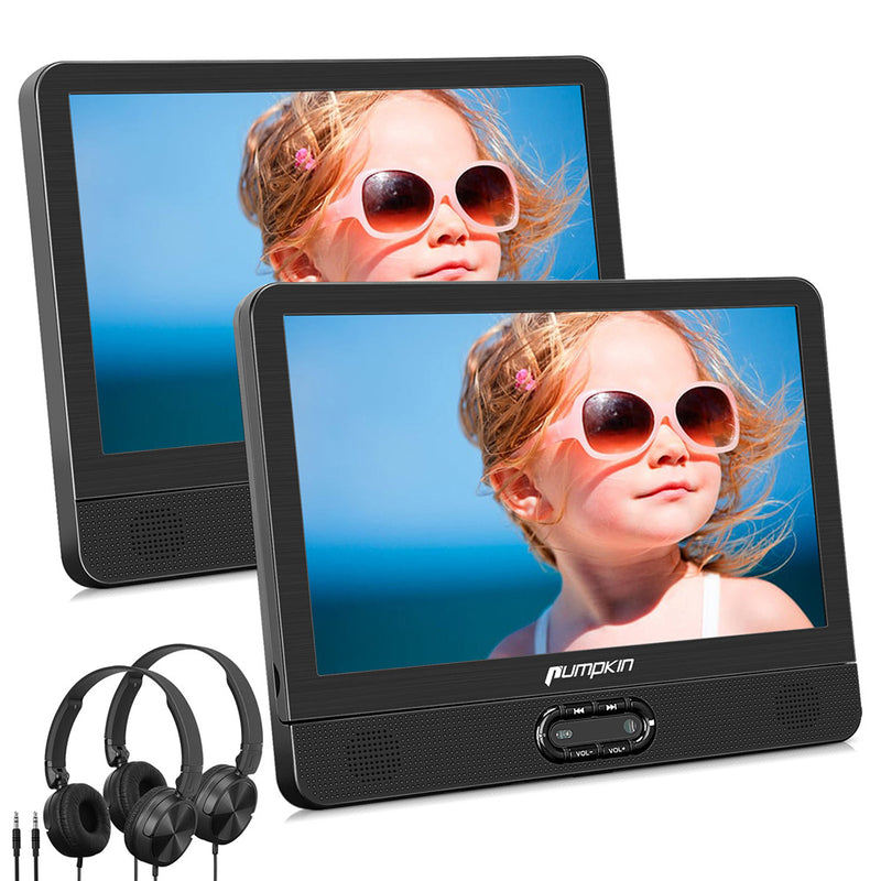 headrest monitor dvd player