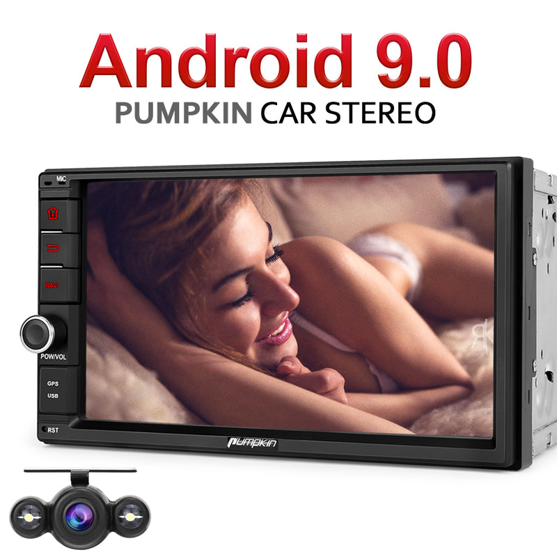 Touch Screen Car Stereo With Bluetooth