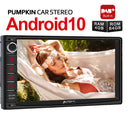 "[Pre-Sale]Pumpkin 7"" Touch Screen Android 10 Car Stereo Built-in DAB with DSP Navigation Bluetooth 5.0 ( 4+64G)"