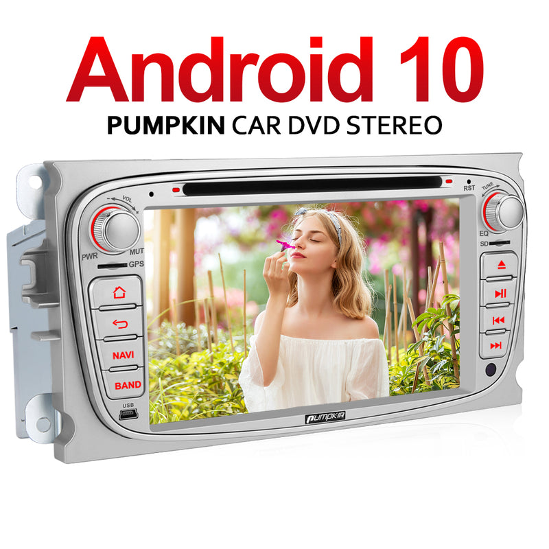 android 10 head unit