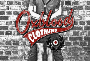Oxblood - Skinhead and Ska Clothing