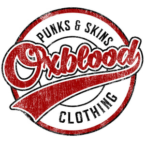 Oxblood Clothing - Skinhead T Shirts, Ska Tshirts, Punk Clothing & UK Hipster Clothing