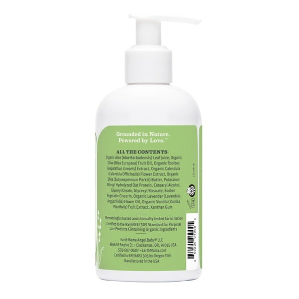 Earth Mama Baby Lotion