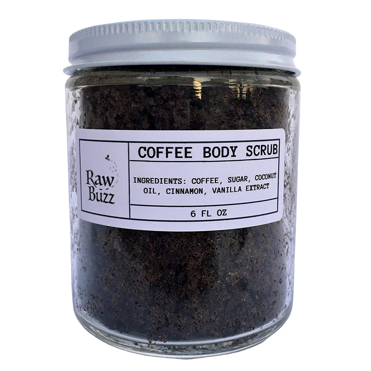 Raw Buzz Coffee Body Scrub