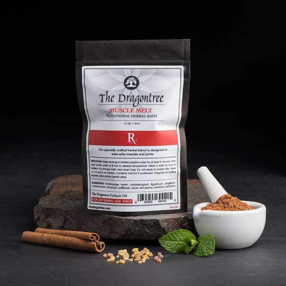 Dragontree Muscle Melt Herbal Bath