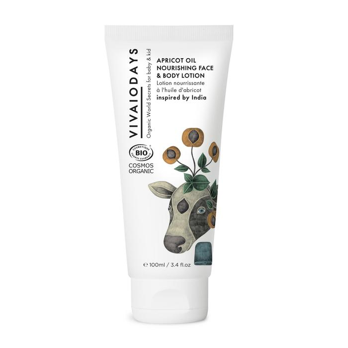 Vivaiodays Baby Face and Body Lotion