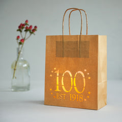 100th Birthday Party Decorations - Established 1918
