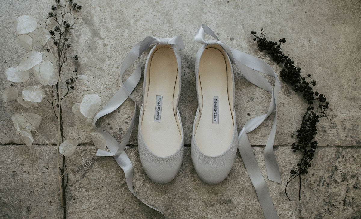 5e5283bf36e47 Wedding Bridal Ballet Flats and Oxford Leather Shoes – thewhiteribbon