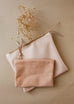 The Bridal Clutch in Blush