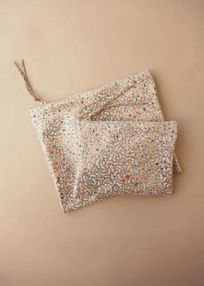 The Evening Clutch in Mosaic