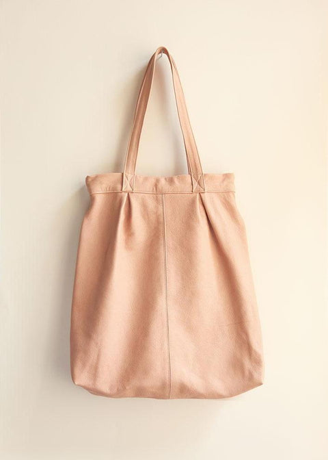 The Marrakech Bag in Nude