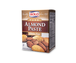 Solo Almond Paste - 12 Pack