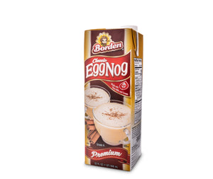 Borden Shelf-Stable EggNog - 6 Pack
