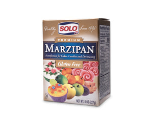 Solo Marzipan Paste - 12 Pack