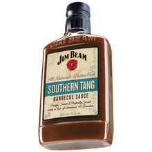 Load image into Gallery viewer, Jim Beam Southern Tang Barbecue Sauce - 4/18 oz Bottles