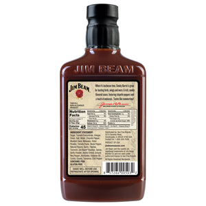 Jim Beam Smoky Barrel Barbecue Sauce - 6/18 oz Bottles