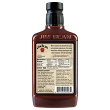 Load image into Gallery viewer, Jim Beam Smoky Barrel Barbecue Sauce - 4/18 oz Bottles