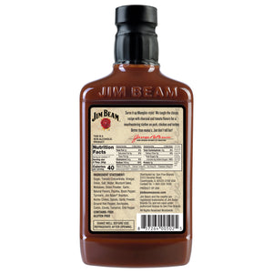 Jim Beam Southern Tang Barbecue Sauce - 4/18 oz Bottles