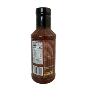 Dickey's Original Barbecue Sauce - 4/19oz Bottles