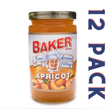 Load image into Gallery viewer, Baker Apricot Cake & Pastry Filling - 12 Pack