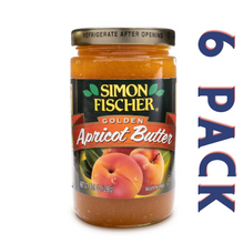 Load image into Gallery viewer, Simon Fischer Apricot Butter - 6 Pack