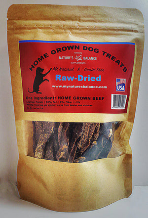 Beef Dog Treats