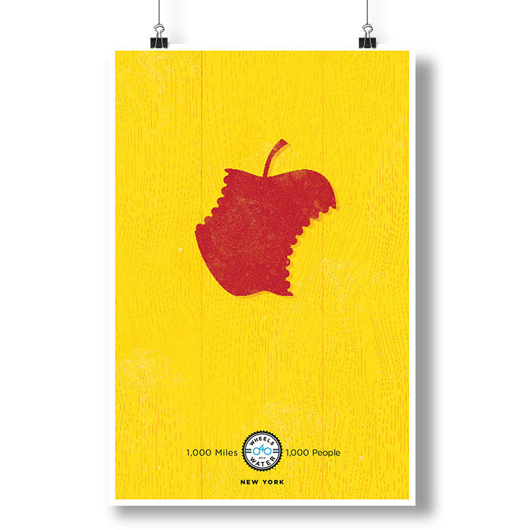 2014 The Big Apple Poster