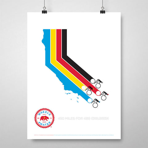 2015 Limited Edition Ride Poster