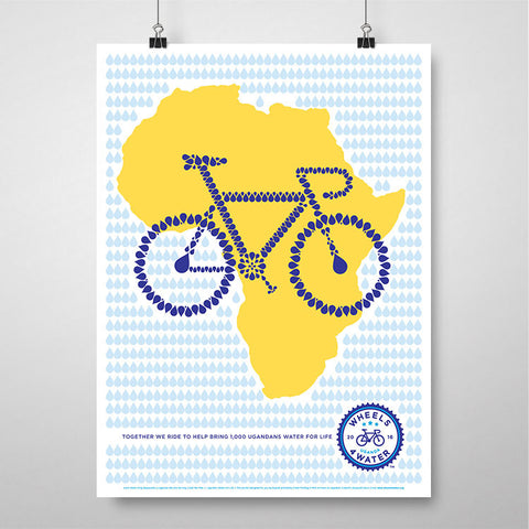 2016 Limited Edition Ride Poster