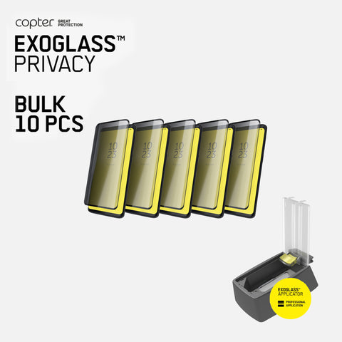 Copter Exoglass Privacy - Pack of 10
