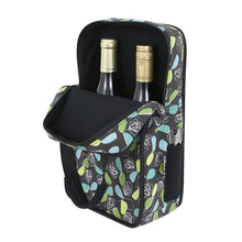 Load image into Gallery viewer, 2-Bottle Vinsulator Duo Wine Tote - Whimsy