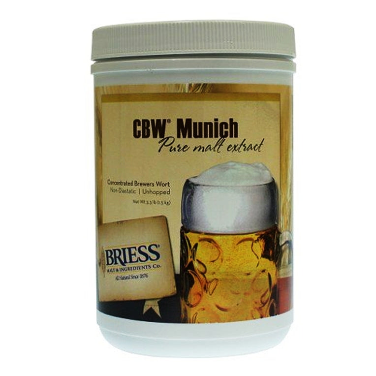 Liquid Malt Extract (Briess) - Munich 3.3 LB