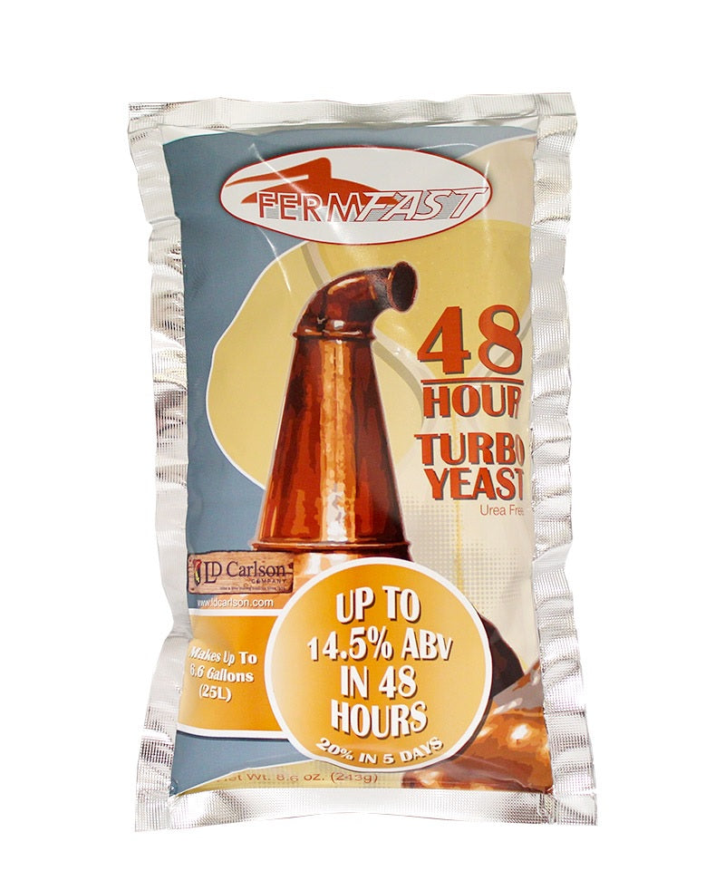FermFast 48 Hour Turbo Yeast (Super Yeast)