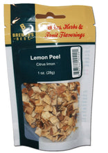 Load image into Gallery viewer, Brewer's Best® Lemon Peel 1 oz.